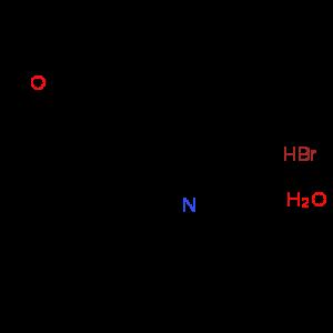 Dextromethorphan hydrobromide monohydrate 6700-34-1